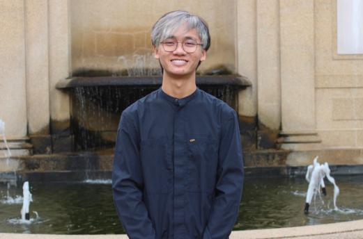 Huy Nguyen - Secretary
